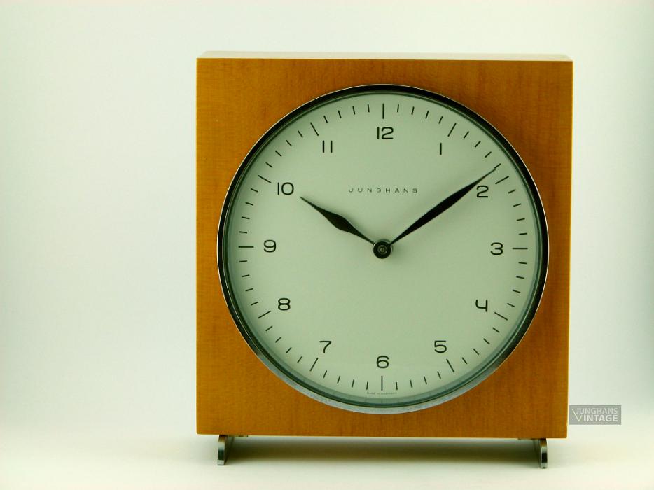 Junghans Vintage - Alte Uhren von Junghans   Max Bill